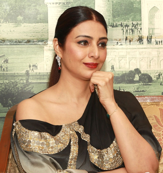 Tabu Latest Pics In Black Clothes