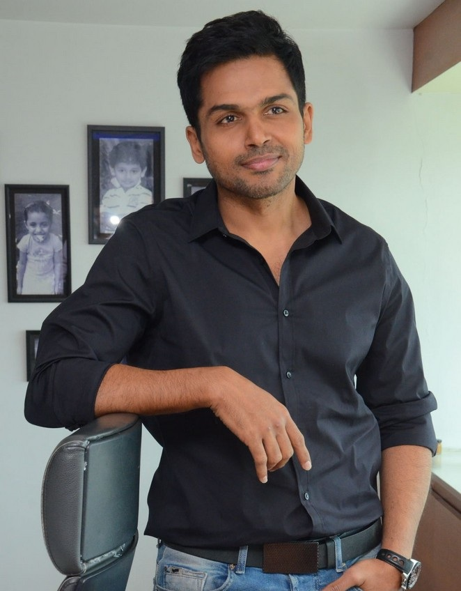 Actor Karthi New Photos