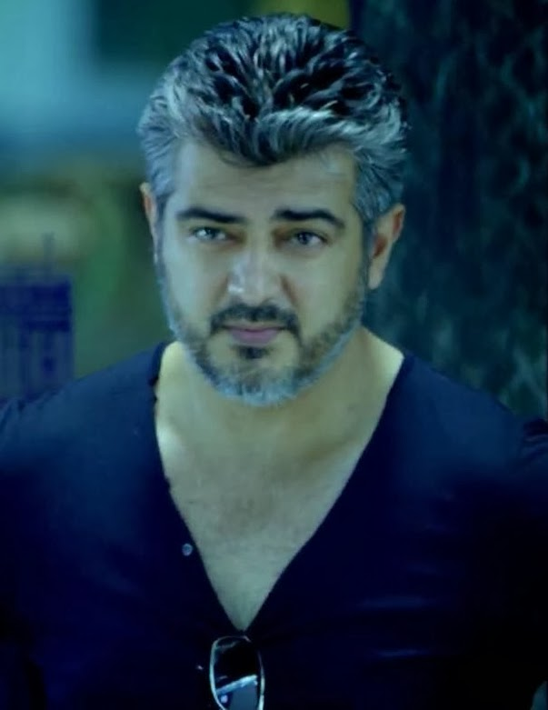 Ajith Kumar New Look Pictures