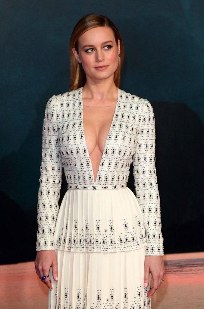 Brie Larson Bold Images