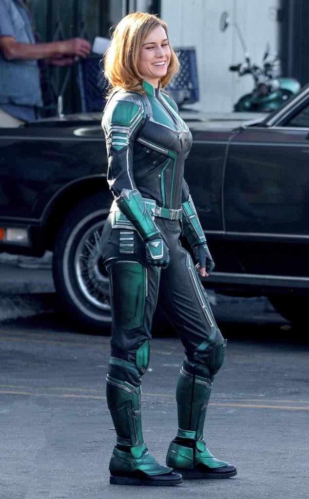 Brie Larson Full HD Images