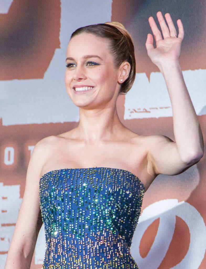 Brie Larson Latest Hair Style Pics