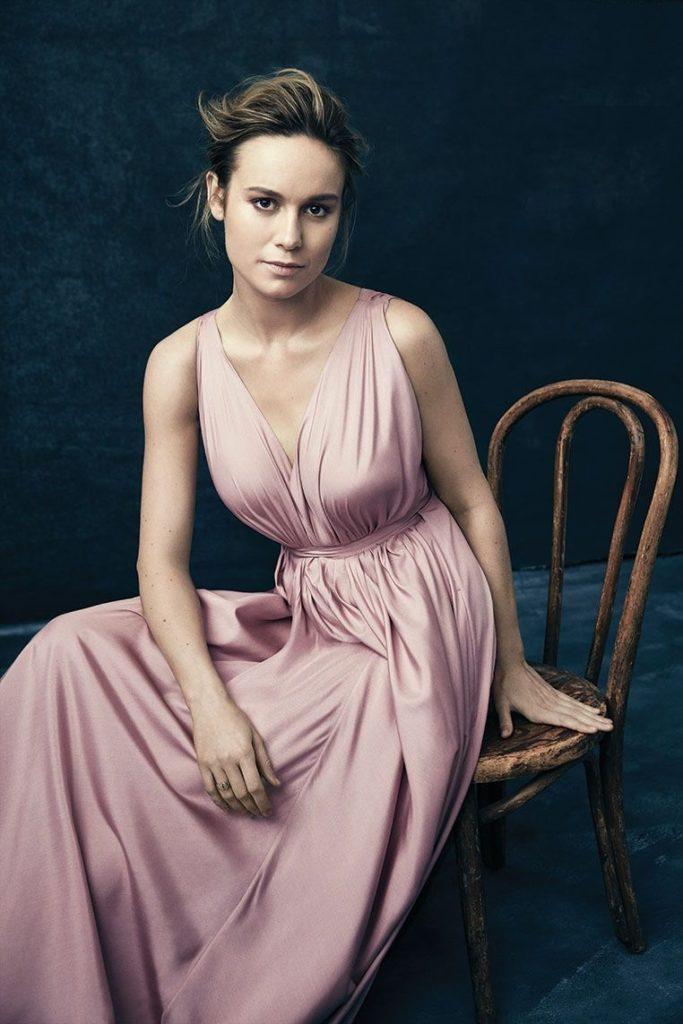 Brie Larson Lovely Wallpapers