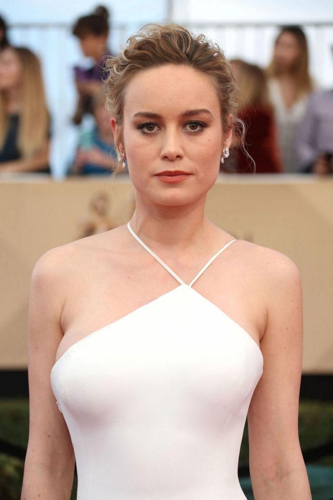 Brie Larson New Look Pics