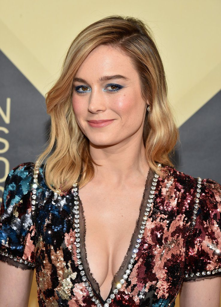 Brie Larson Sizzling Wallpapers