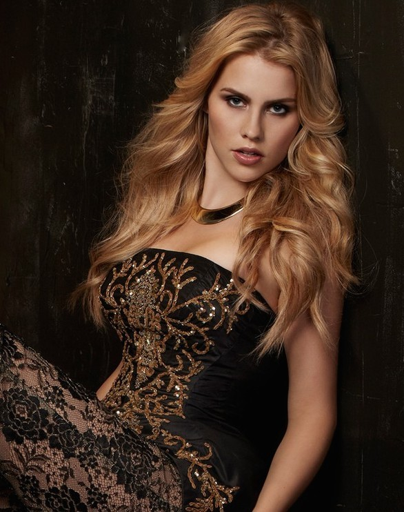 Claire Holt Bold Photoshoots
