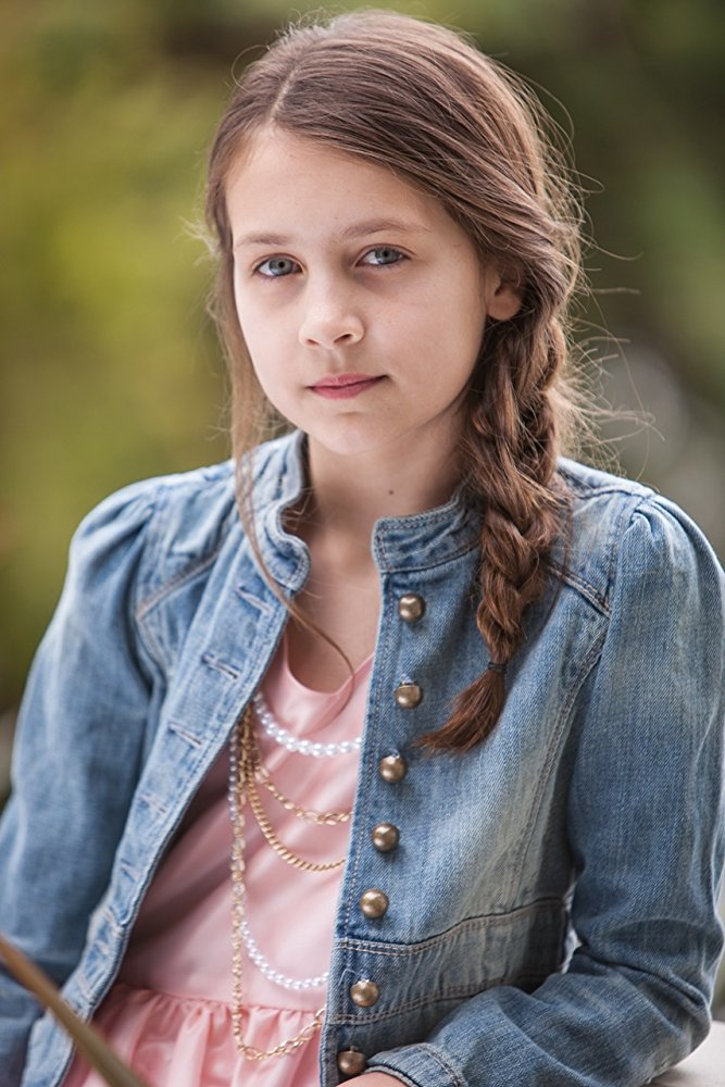 Emma Fuhrmann Upcoming Movie Look Images