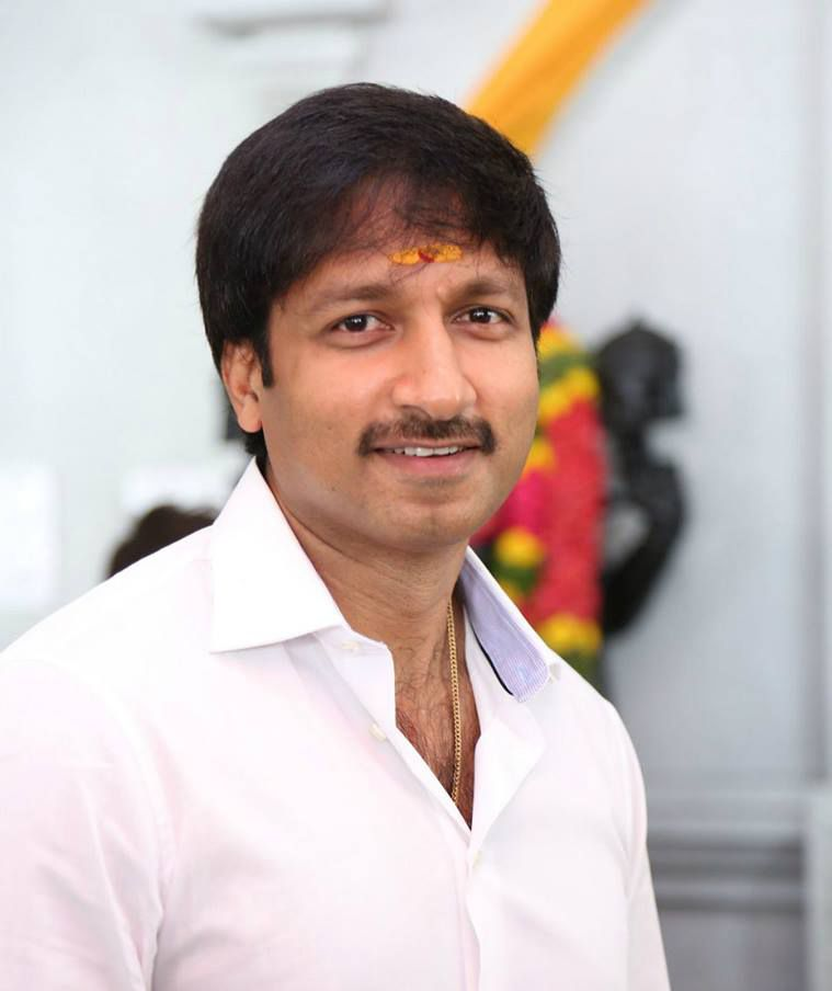 Gopichand Cute Pictures Gallery