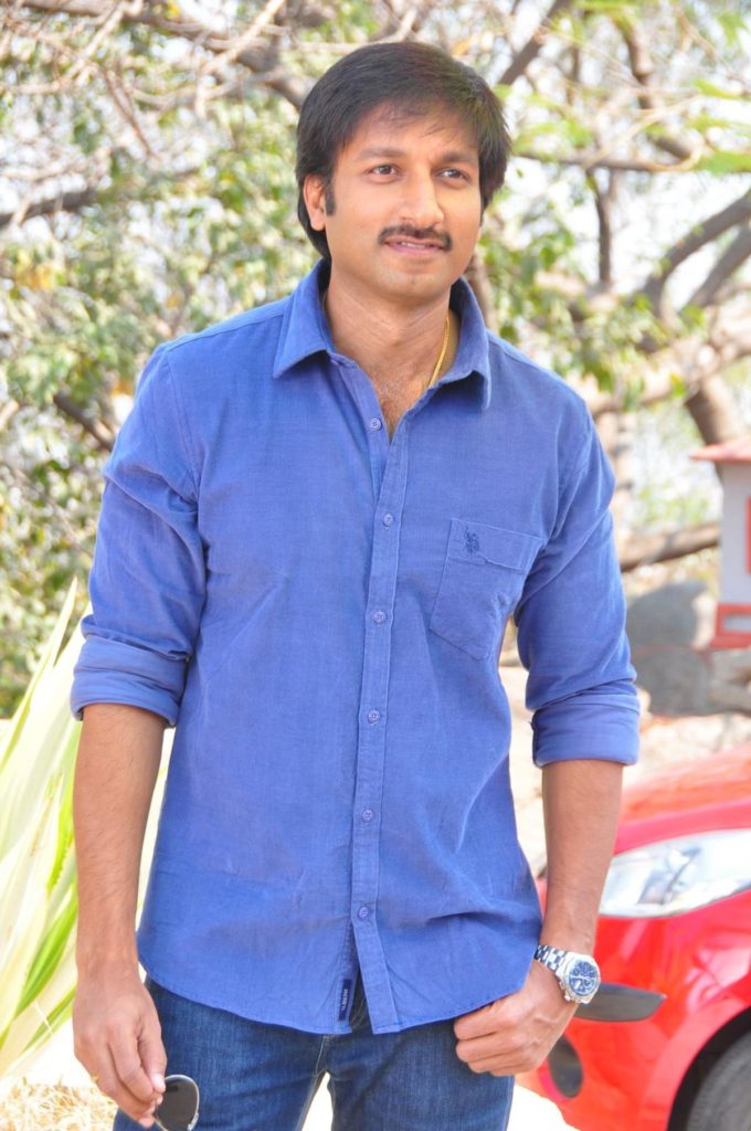 Gopichand HD Pictures Photoshoot