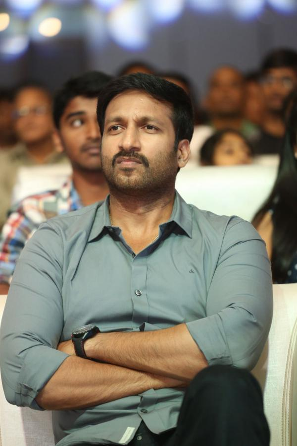 Gopichand New Images At Award Show
