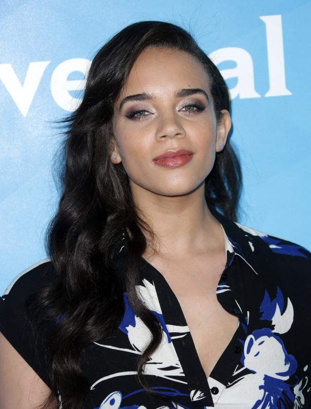 Hannah John-Kamen Images At Event