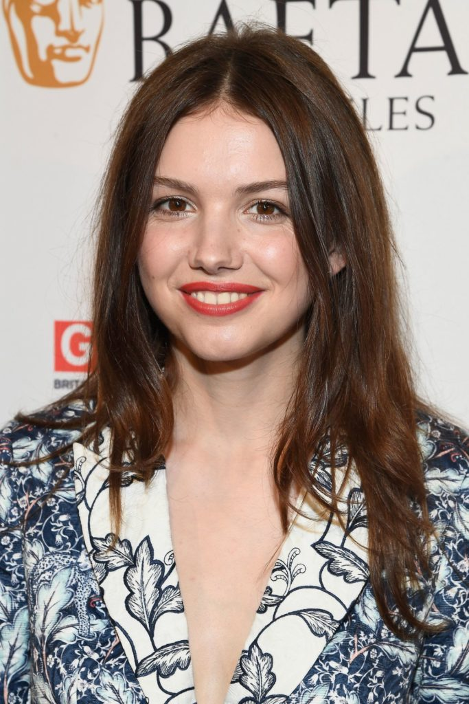 Hannah Murray Beautiful Smile Pics