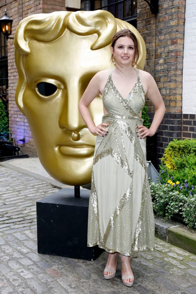 Hannah Murray New Look Pictures