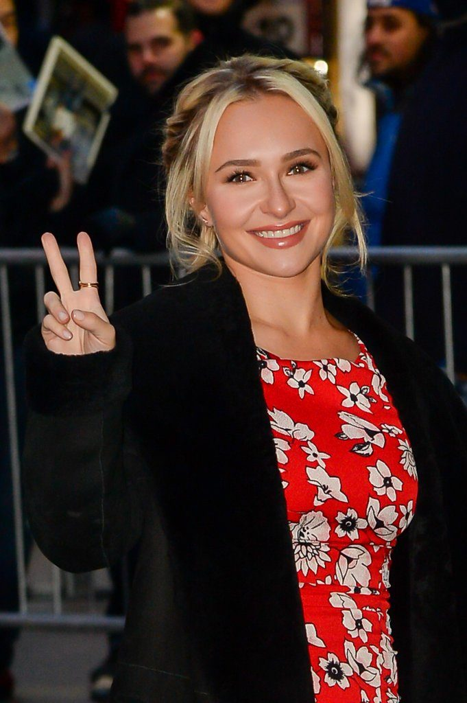 Hayden Panettiere Bold Photos