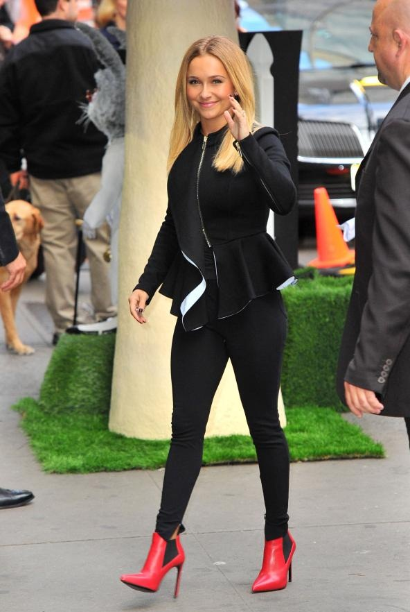 Hayden Panettiere Latest Style Images
