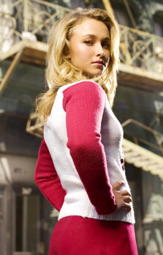 Hayden Panettiere Upcoming Movie Look Pics