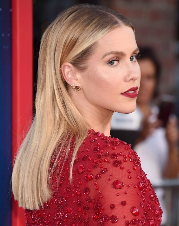 Hollywood Actress Claire Holt Pics