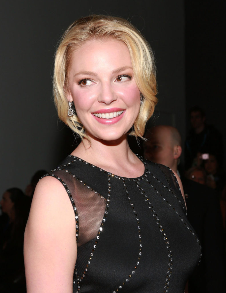Hollywood Actress Katherine Heigl Photos