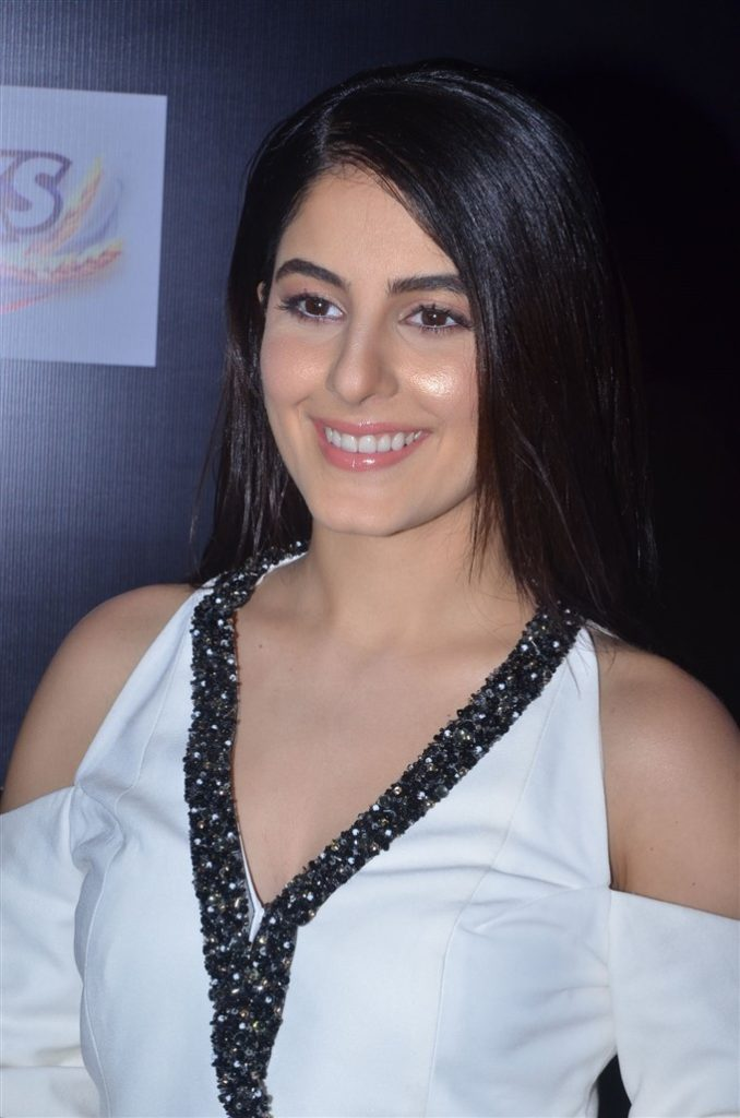 Isha Talwar Hot Pics In Off Sholder Clothes