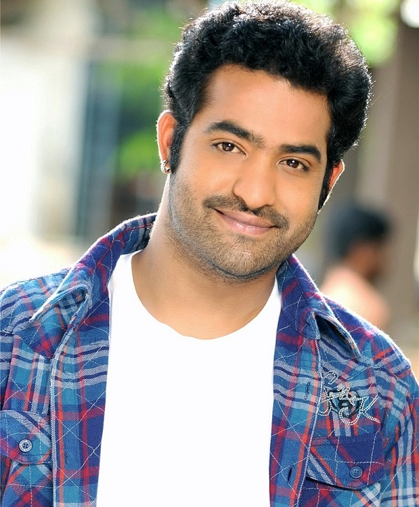 Jr Ntr Cute Smiling Pictures