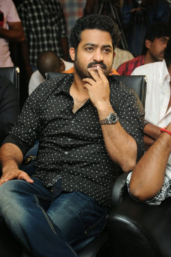 Jr Ntr HD Images At Award Show