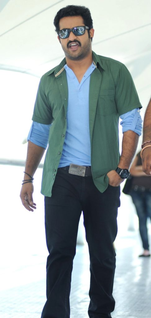 Jr Ntr Lovely Pics In Jeans Shart