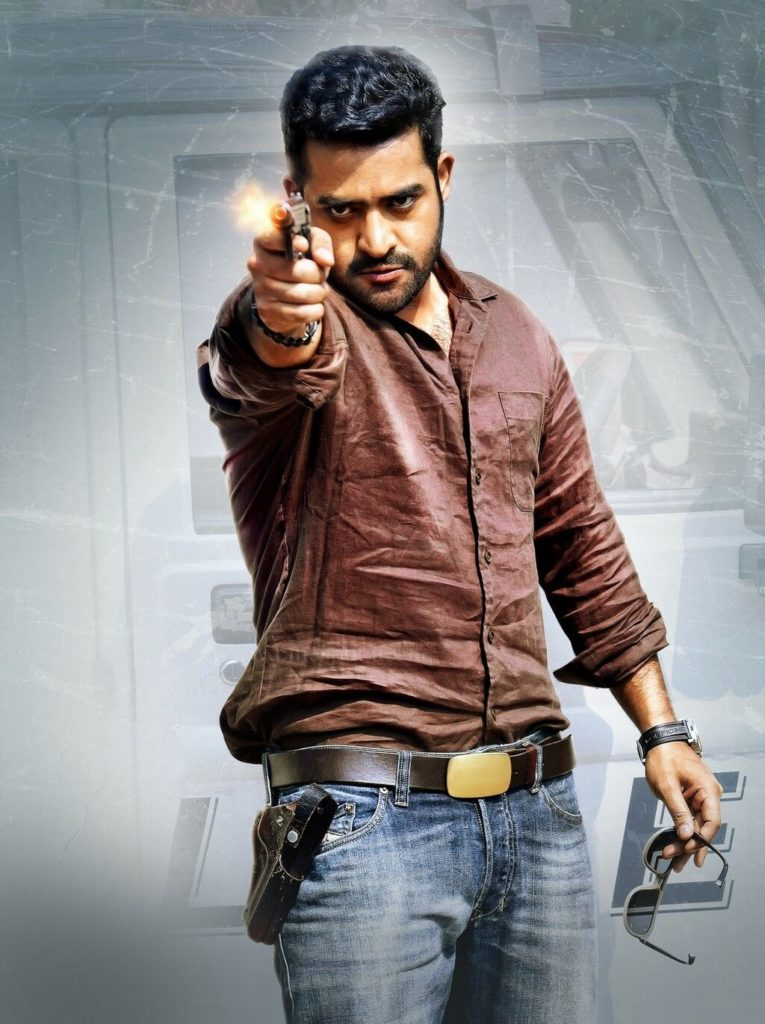 Jr Ntr New Images In Character Role