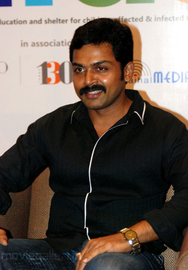 Karthi HD Photoshoot Gallery