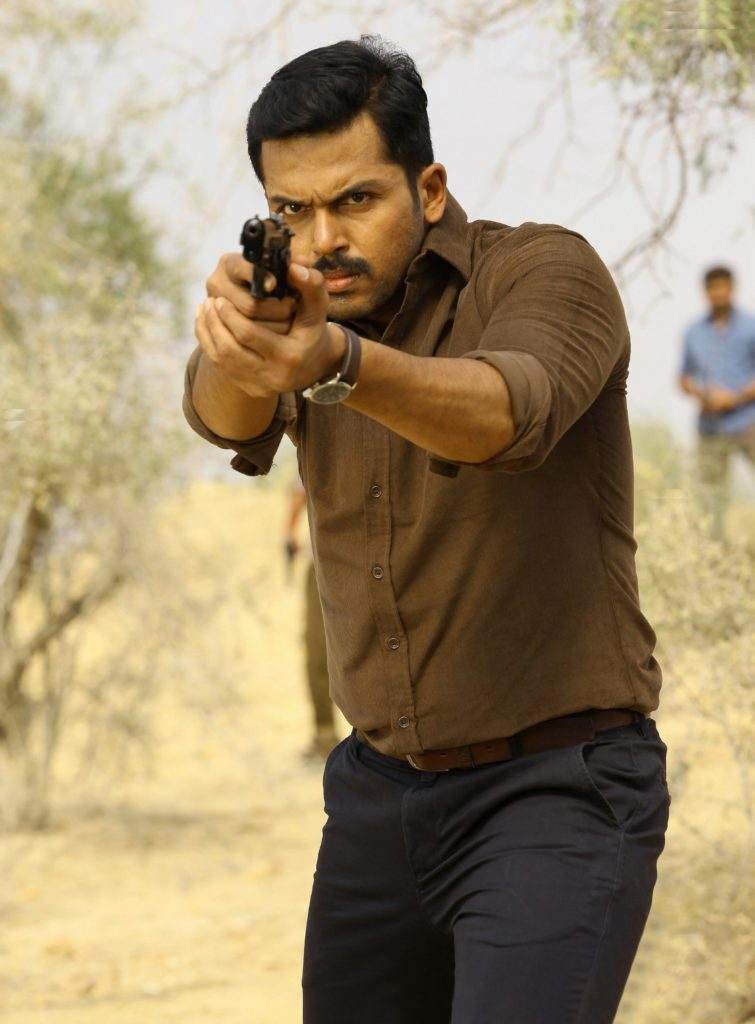 Karthi Movie Look Images