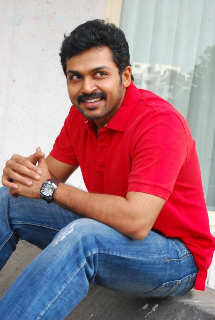 Karthi New Pictures Download