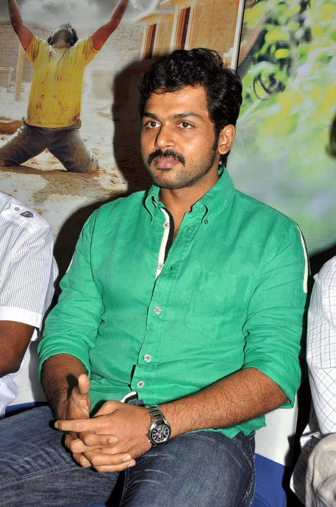 Karthi New Pictures Photos