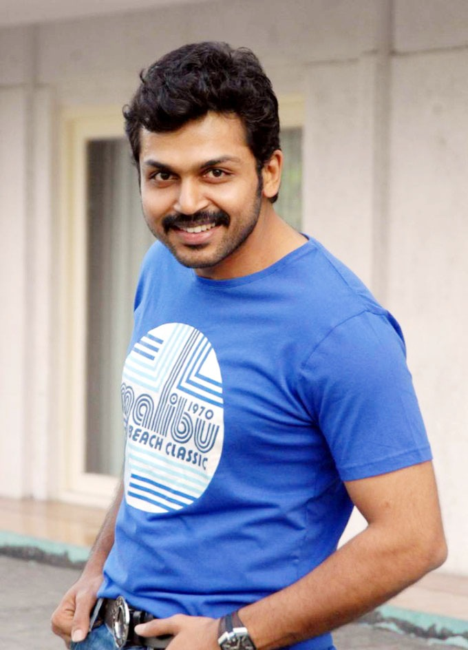 Karthi Photos