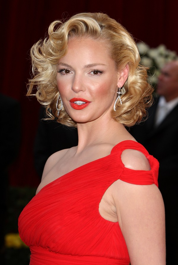 Katherine Heigl New Look Photos