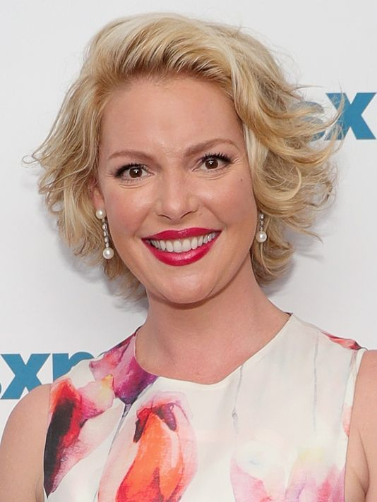 Katherine Heigl Photoshoots At Event
