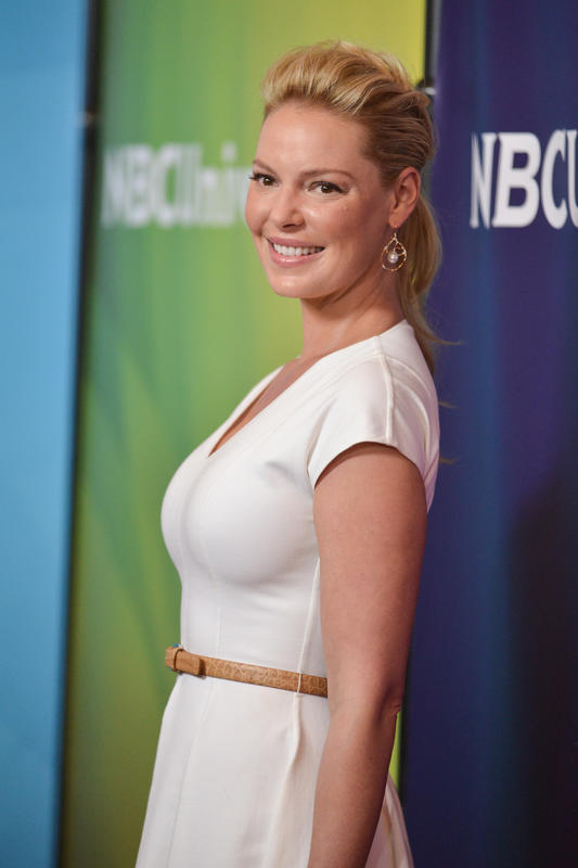 Katherine Heigl Sweet Smile Images