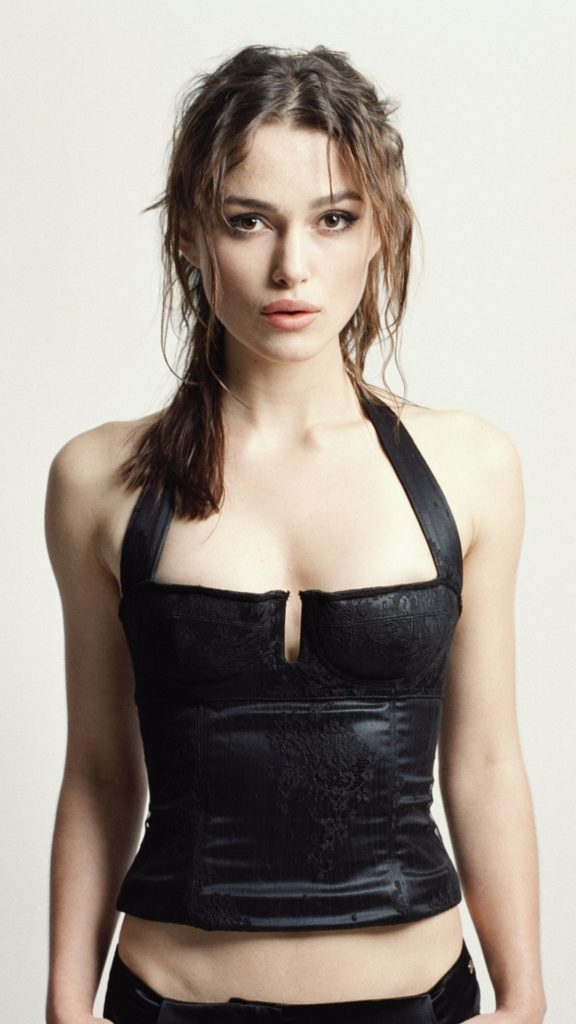 Keira Knightley Attractive Wallpapers