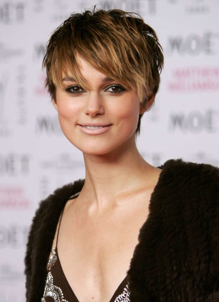 Keira Knightley New Look Wallpapers