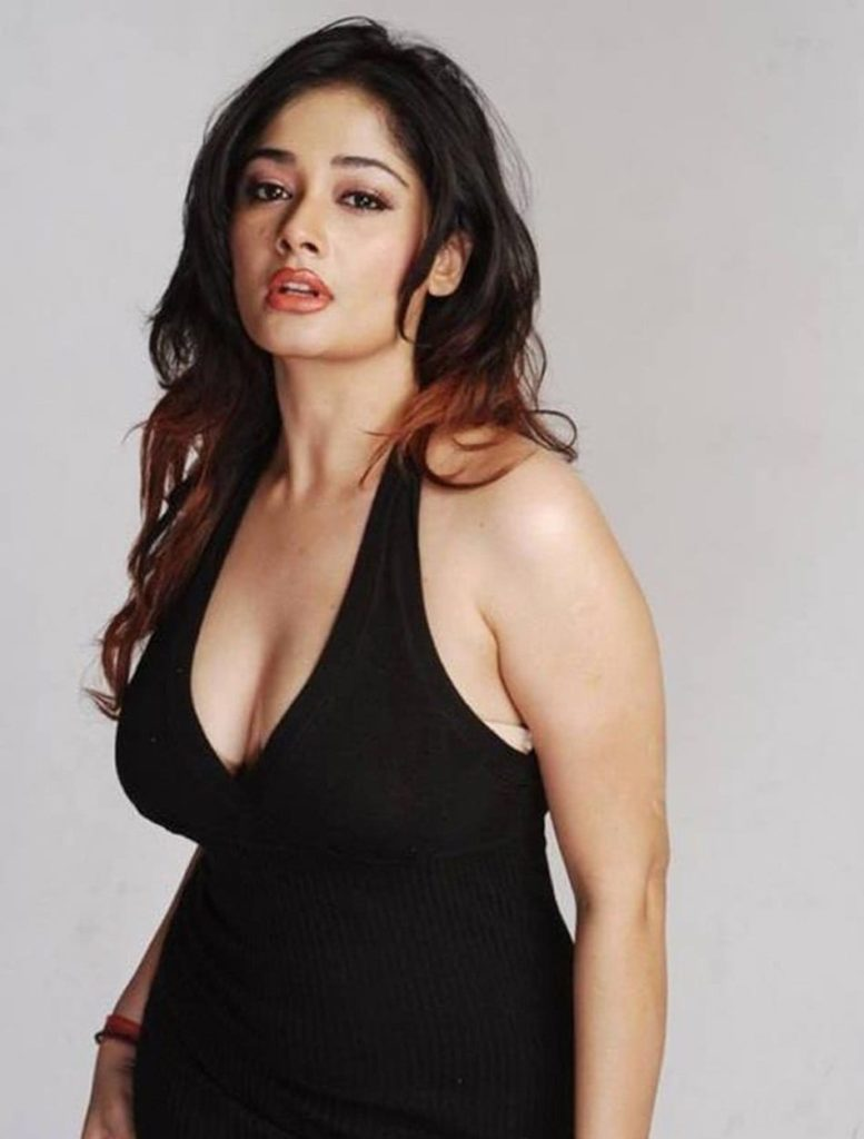 Kiran Rathod hot Pics In Bra