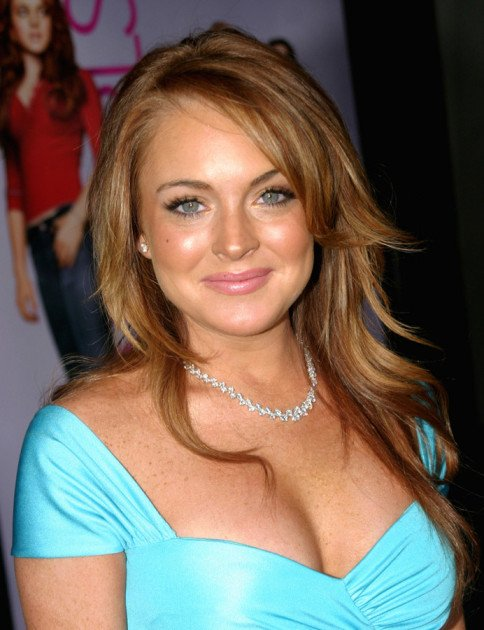 Lindsay Lohan Bold Wallpapers