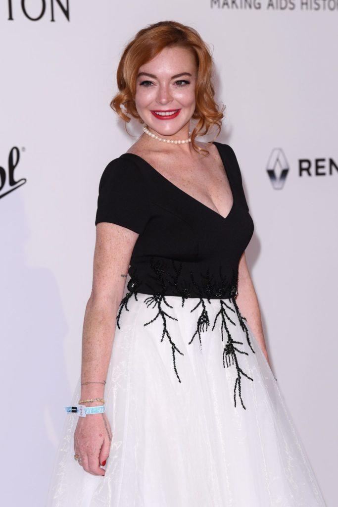 Lindsay Lohan Bombastic Images