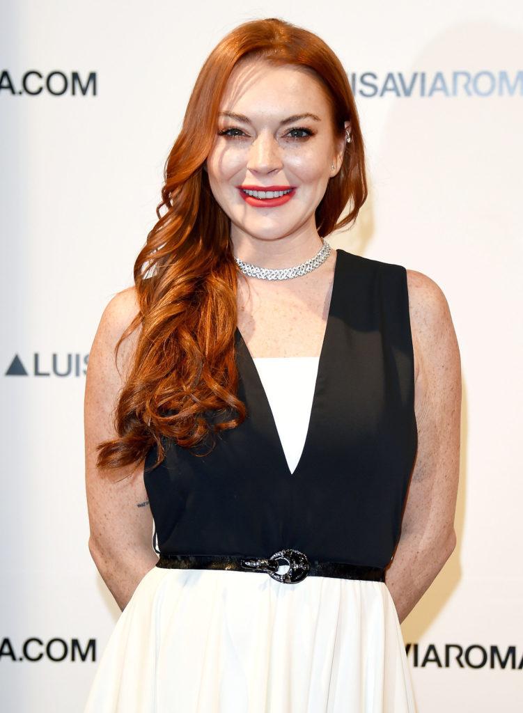 Lindsay Lohan Lovely Pics