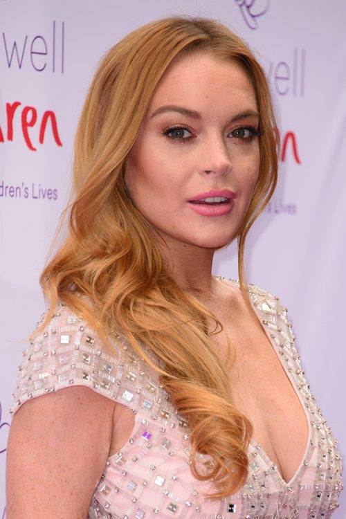 Lindsay Lohan New Look Wallpapers