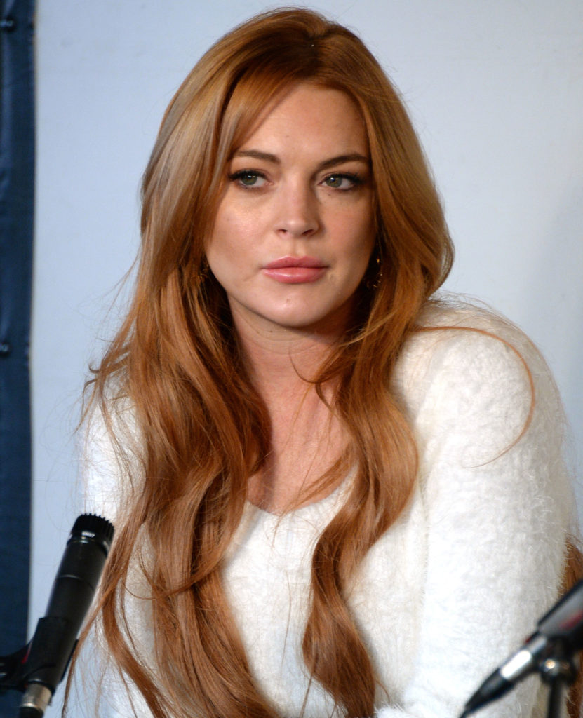 Lindsay Lohan Photos For Desktop