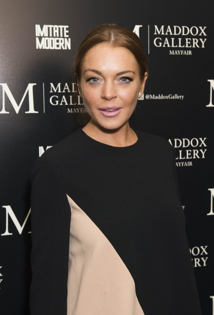 Lindsay Lohan Photos Gallery In 2018