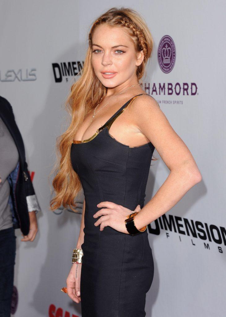 Lindsay Lohan Photoshoots