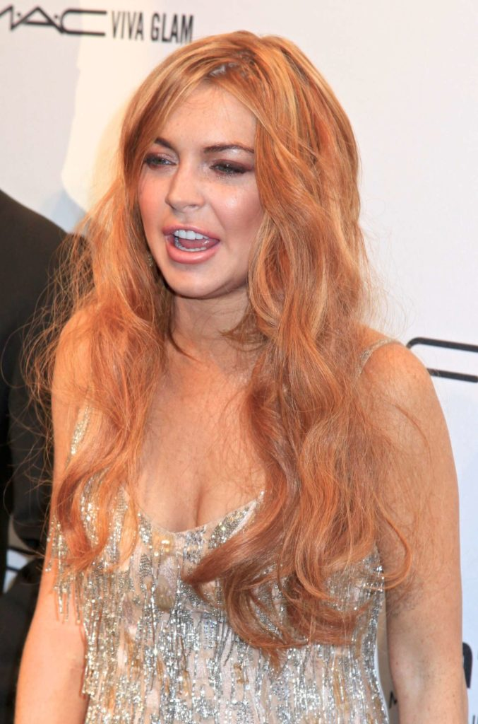 Lindsay Lohan Scenic Pictures