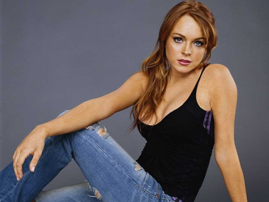 Lindsay Lohan Spicy Images
