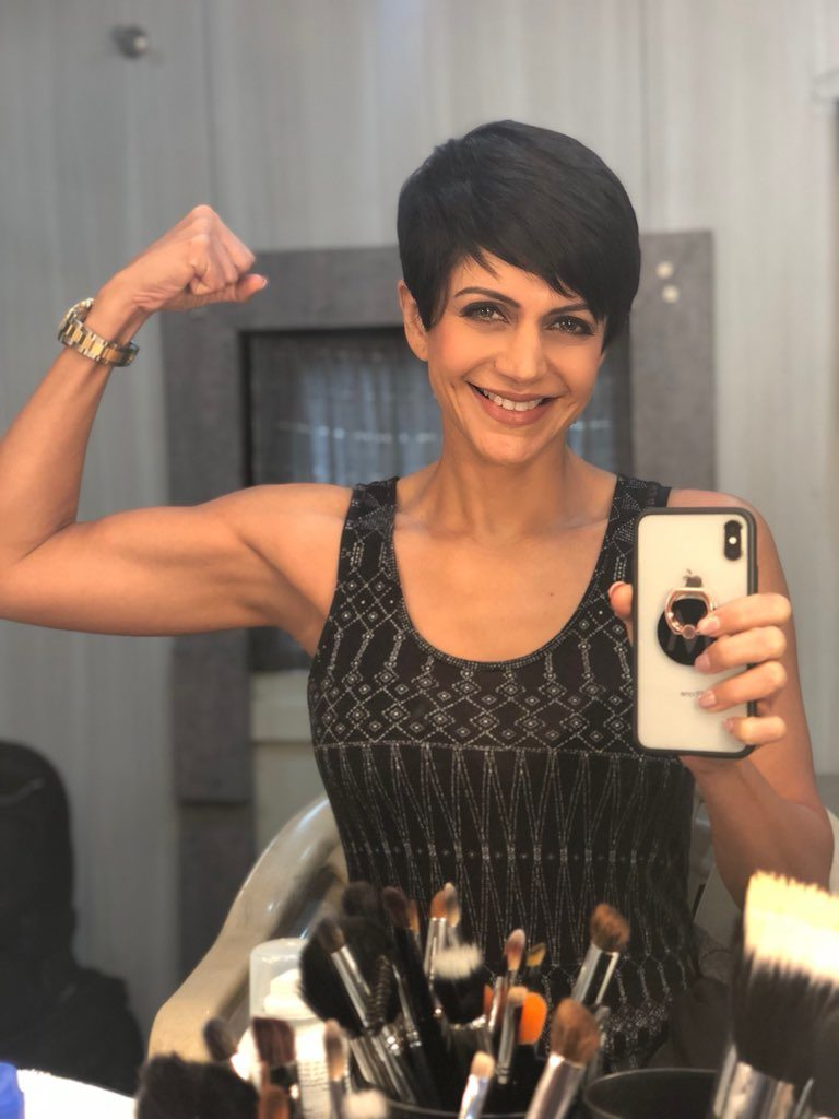 Mandira Bedi Cute Pictures Gallery