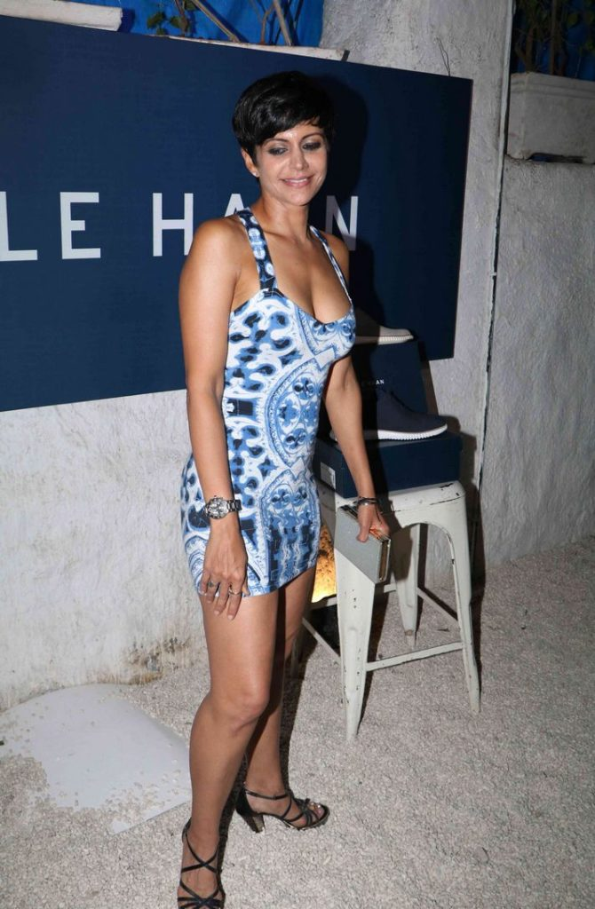 Mandira Bedi Sexy Legs Pics