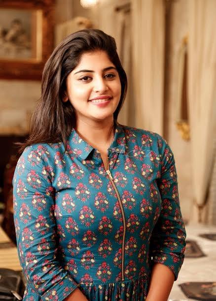 Manjima Mohan Bold Images